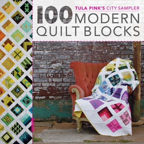citysampler by Tula Pink Quilt Along