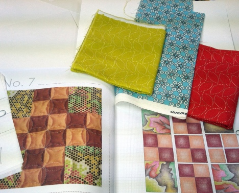 #ctiysampler choosing fabric